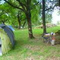 Aire Naturelle de Camping à la Ferme Chez Estay