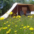 Camping à la ferme Le Domaine Vert