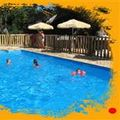 Camping aire naturelle Chantegril