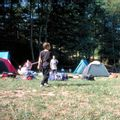 Camping aire naturelle de Point D'accueil Jeunes