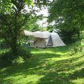 Camping à la ferme Aux sources de l'yonne