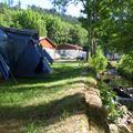 Camping A l'eau Vive