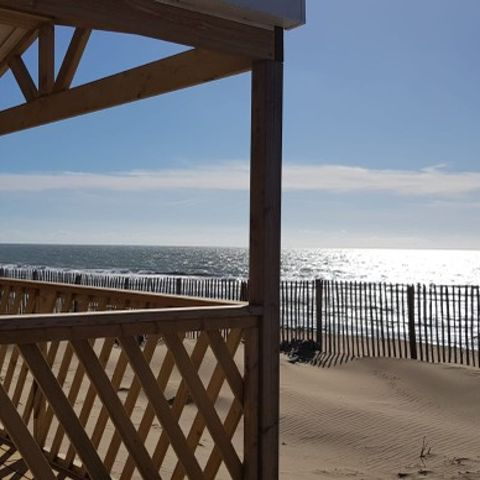 Camping les Sables d'argent - Camping Gironde