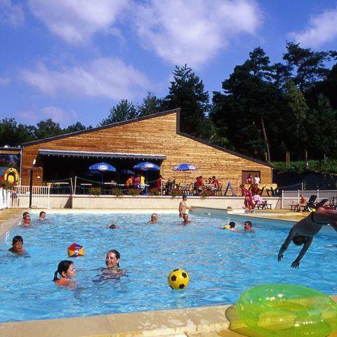 Camping Le Coiroux - Camping Correze