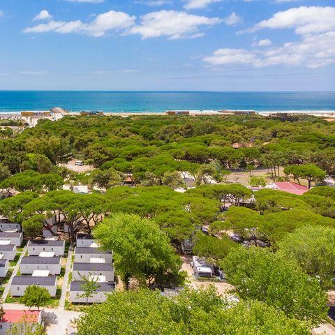 Camping Costa de Caparica - Camping Région de Lisbonne - Portugal