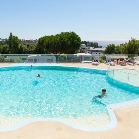 Camping Les Sables Blancs  - Camping Finistere