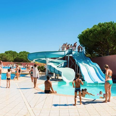 Camping Le Bellevue - Camping Herault