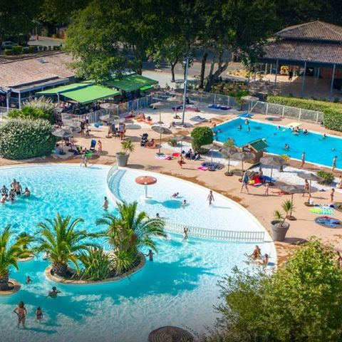 Camping Seagreen Domaine de La Forge - Camping Gironde