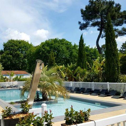 Camping Le Marache - Camping Gironde
