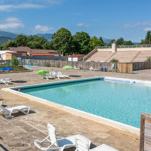 Camping Le Pré Cathare - Camping Ariège