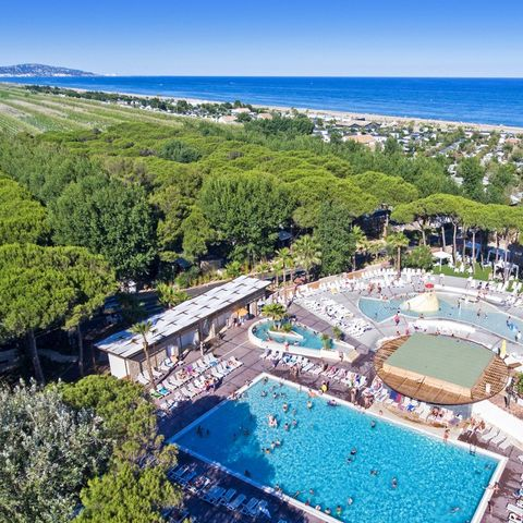 Camping Le Castellas - Camping Herault