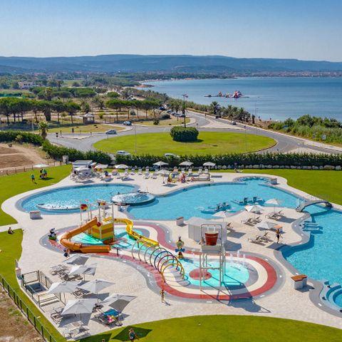 Domaine Résidentiel de Plein Air Laguna Blu - Camping Sassari