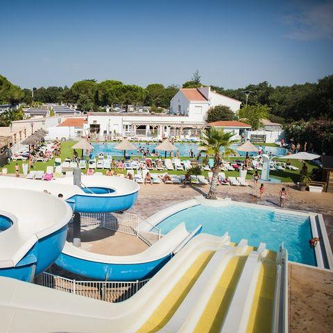 Camping Argelès Vacances - Camping Pyrenees-Orientales