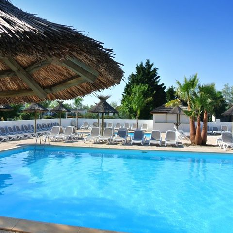 Camping Crin Blanc - Camping Bouches-du-Rhone