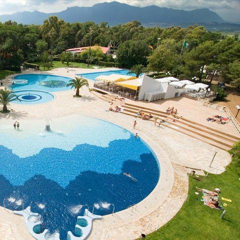 Camping Villaggio Baia Domizia - Camping Caserte