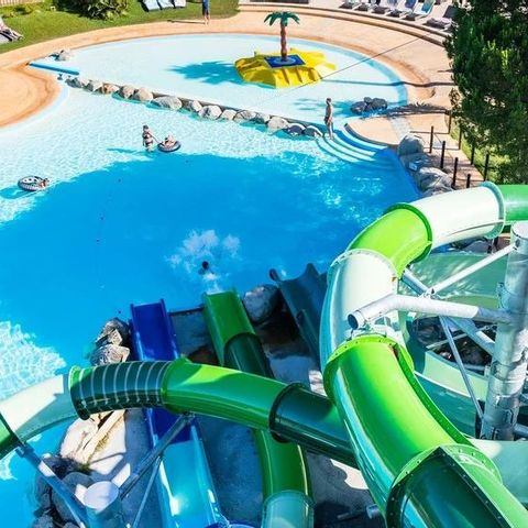Camping Le Ruisseau  - Camping Pyrenees-Atlantiques