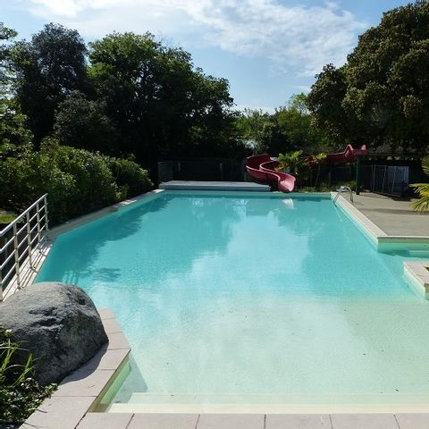 Camping Le Martinet Rouge  - Camping Aude