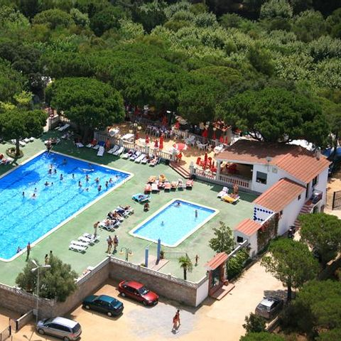 Camping Roca Grossa - Camping Barcelone