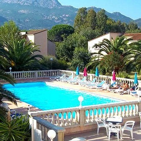Résidence Thalassa  - Camping Corse du nord