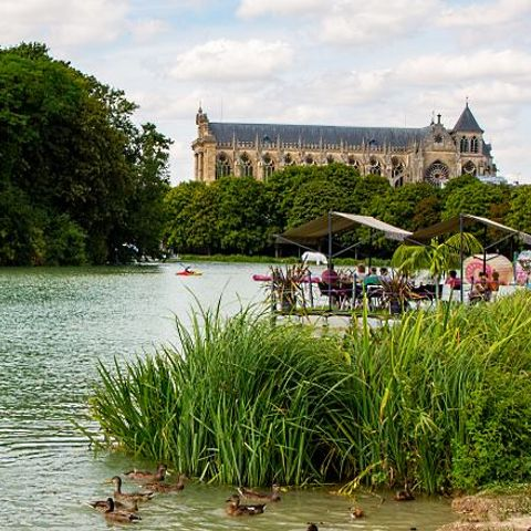 Camping de Chalons en Champagne  - Camping