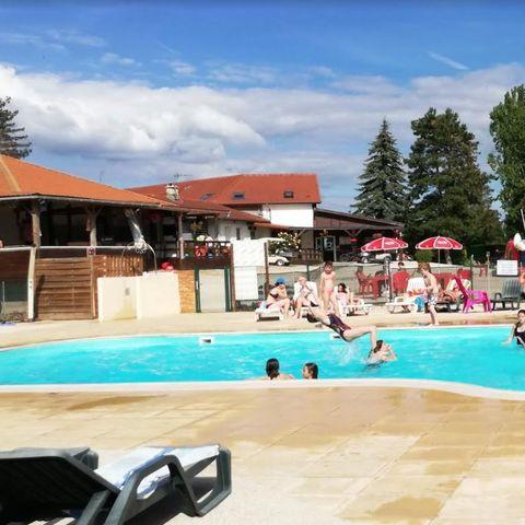 Camping Le Clos du vieux Moulin - Camping Marne