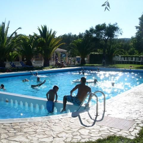 Camping Karda Beach - Camping Isole Ionie
