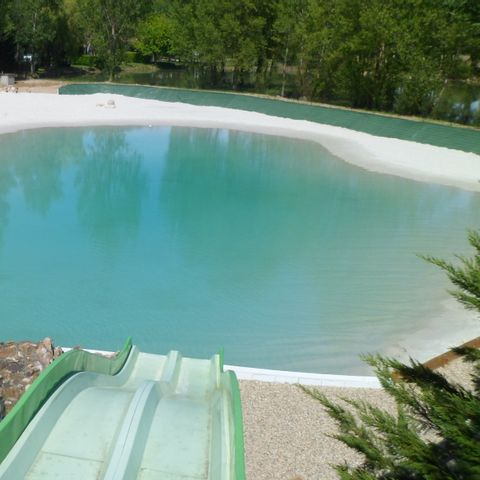 Camping Le Plan d'eau St Charles - Camping Tarn