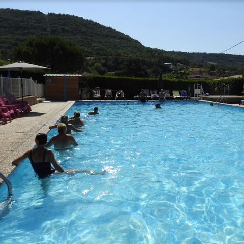 Camping Les Lavandes - Camping Ardeche