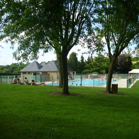 Camping Le Sans Souci - Camping Sarthe