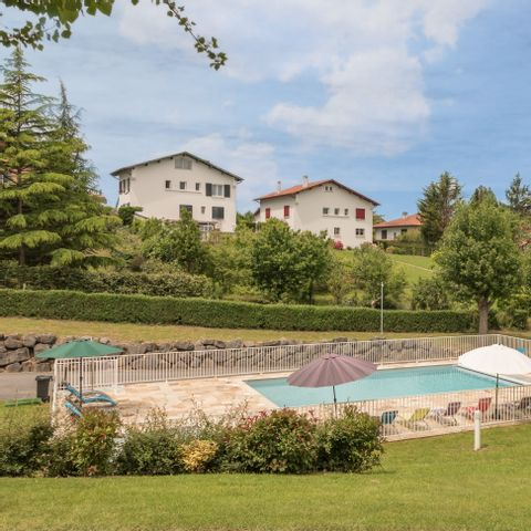 Village de Chalets Auguste Delaune - Camping Pyrenees-Atlantiques