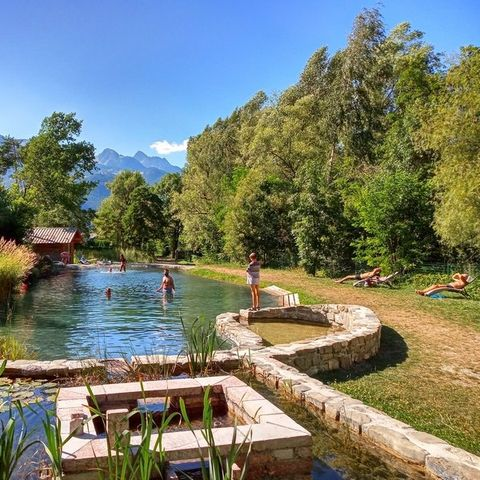 Camping Saint James Les Pins - Camping Hautes-Alpes