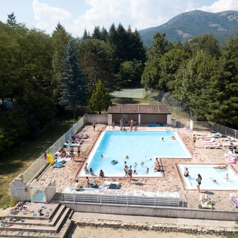 Camping Le Roubreau - Camping