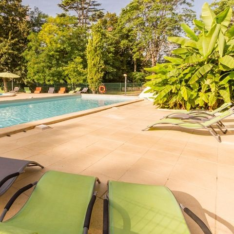 Camping Le Petit Trianon  - Camping Vienne