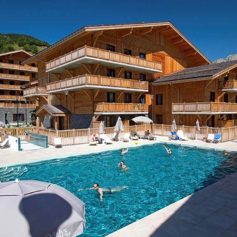 Résidence Mendi Alde - Camping Haute-Savoie