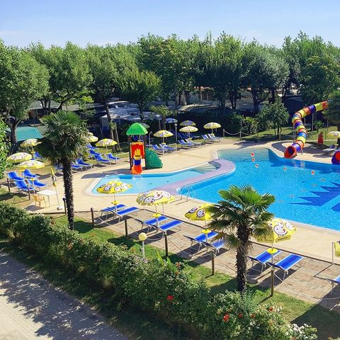 Camping Parco Capraro - Camping Venise