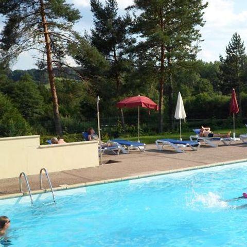Camping Les Pinasses - Camping Vosges