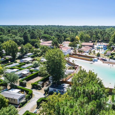 Camping La Clairière - Camping Charente-Maritime