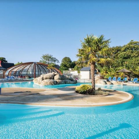 Camping Domaine de Bel Air - Camping Finistere