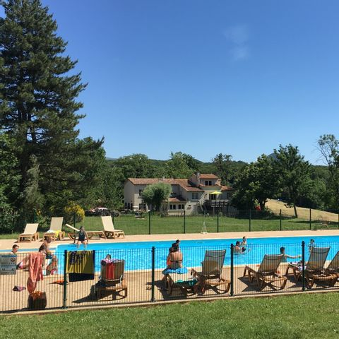 Camping Le Grand Bois - Camping Drome