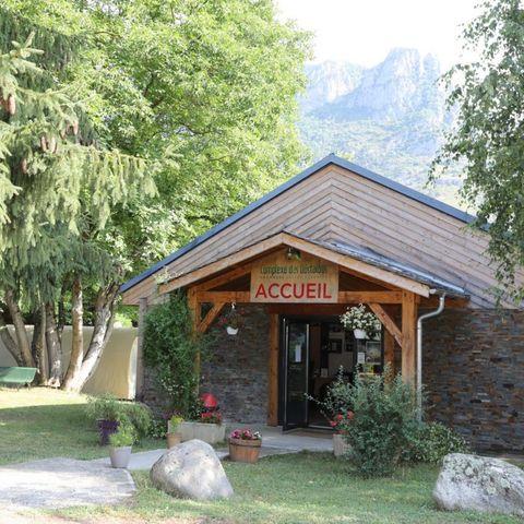 Complexe des Oustalous - Camping Ariege