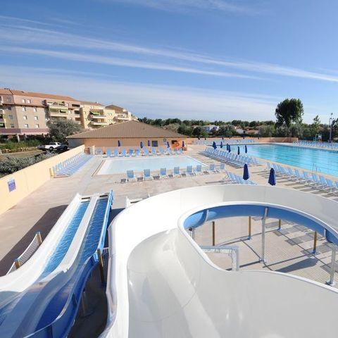 Domaine Résidentiel de Plein Air Elysée - Camping Gard
