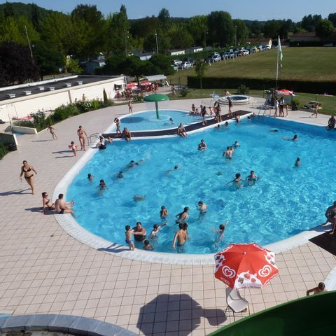 Camping Les Berges Du Gers - Camping Gers