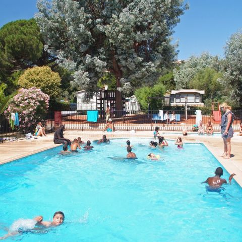 Camping Le Plateau des Chasses - Camping Alpes-Maritimes