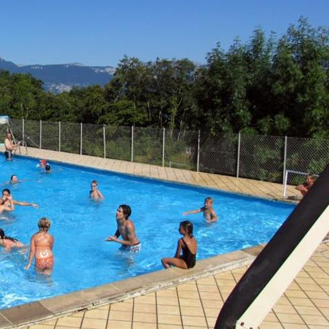 Camping Le Balcon De Chartreuse - Camping Isere