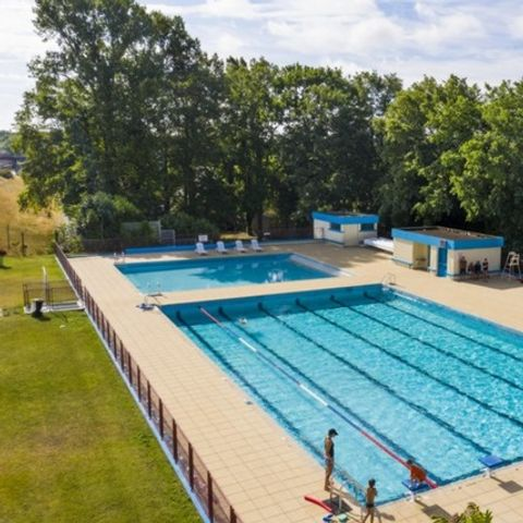 Camping Les Peupliers - Camping Indre-et-Loire