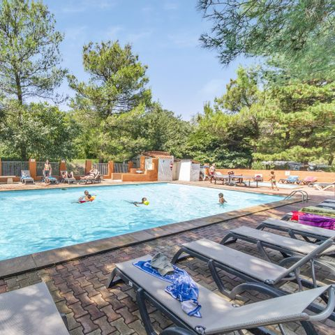 Camping Val Roma Park - Camping Pyrenees-Orientales