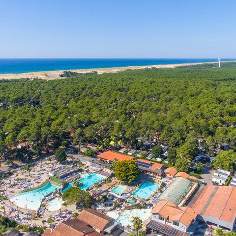 Camping Village Resort et Spa Le Vieux Port - Camping Landes