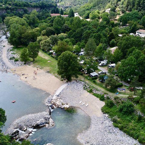 Camping Le Ventadour - Camping Ardeche