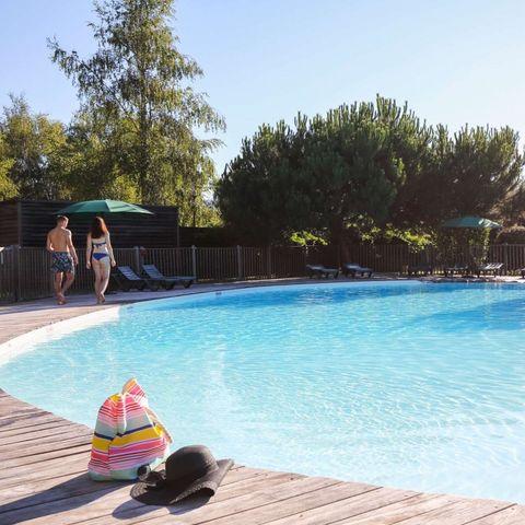 Camping De Bordeaux - Camping Gironde