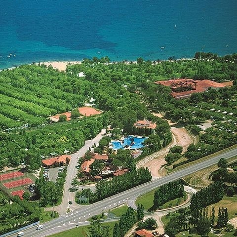 Camping Playa Montroig  - Camping Tarragona